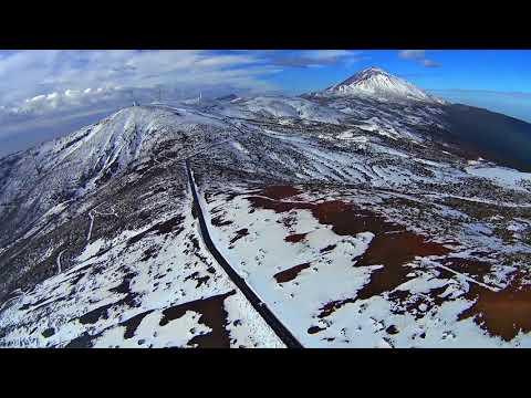 VSC - Nevada de febrero 2018 en Tenerife HD