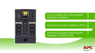 BX500CI APC Back-UPS 500VA,AVR, IEC outlets, EU Medium price in