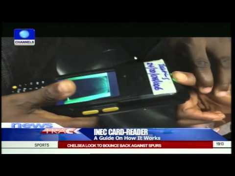 Election: How Electronic Card Reader Works