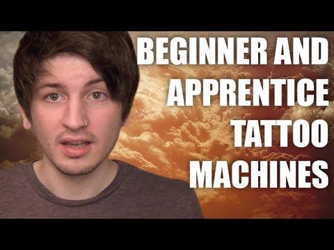 Best tattoo machine for beginners tattoo apprentice for Tattoo machine for beginners