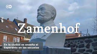 El iniciador del Esperanto Ludoviko Lázaro Zamenhof / 2020