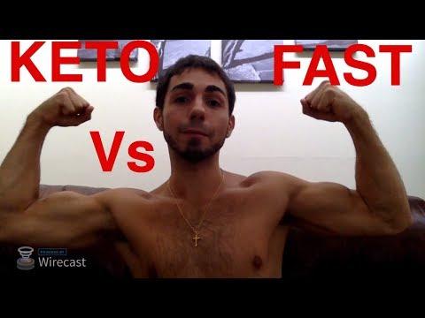 Ketogenic Diet Vs. Intermittent Fasting - Carvalho Fitness Live Stream