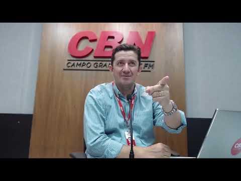 Entrevista CBN Campo Grande: Tércio Albuquerque (25/09/2018)