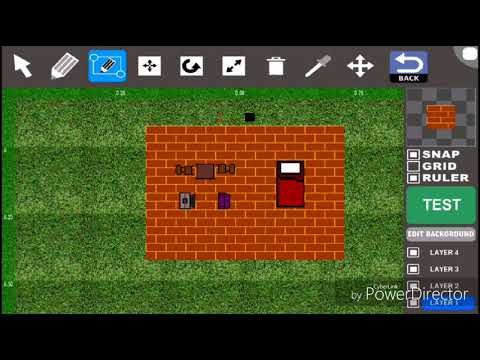 How To Make A Budget GTA + The Sims Game Using Game Creator- Game Creator Project Part 1