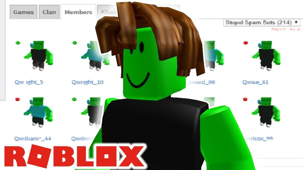 Roblox Player Count Bot | Roblox Hack (999 999 Robux) 2018