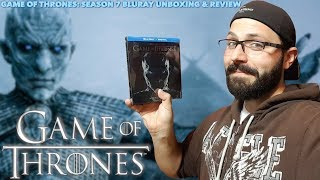 Game Of Thrones: The Complete Seventh Season Bluray Unboxing & Review | BLURAY DAN