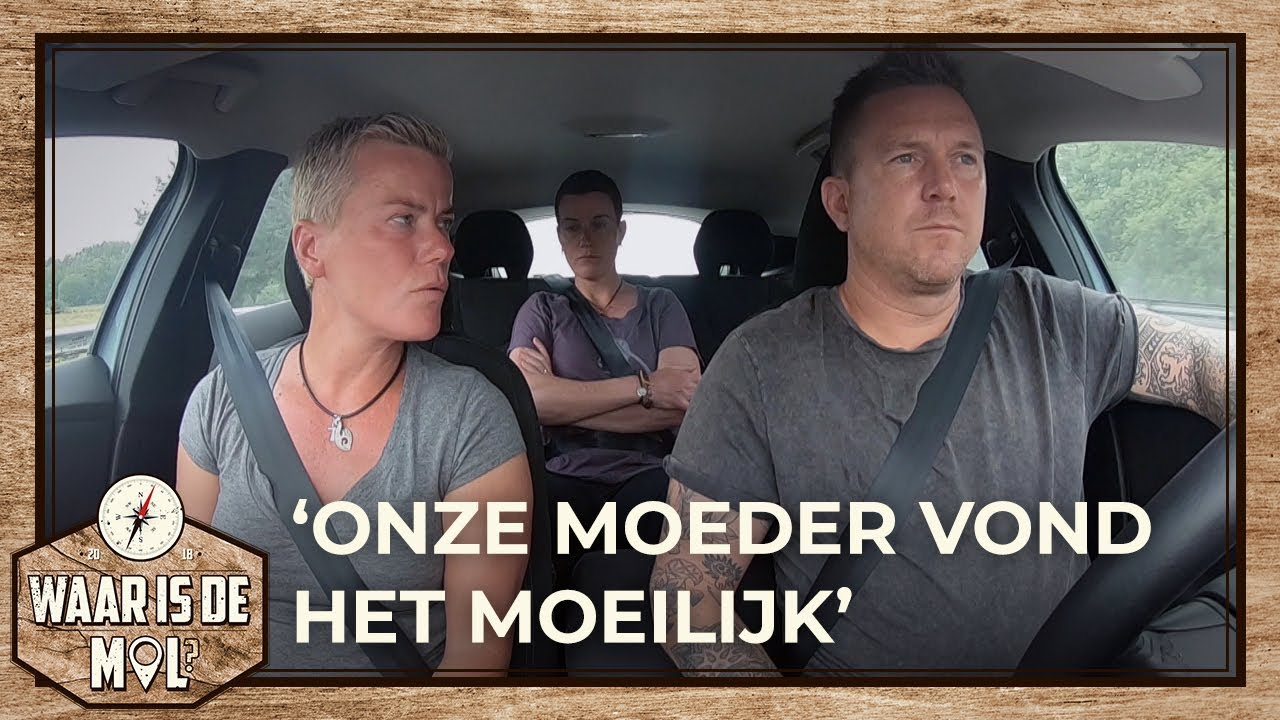 Ellie en Marja over lesbisch zijn | Waar is De Mol?