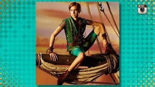 First Look at Allison Williams as 'Peter Pan'