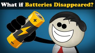 What if Batteries Disappeared? | #aumsum #kids #science #education #children