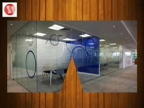 office cabins. Glass Office Cabins | Partitions India