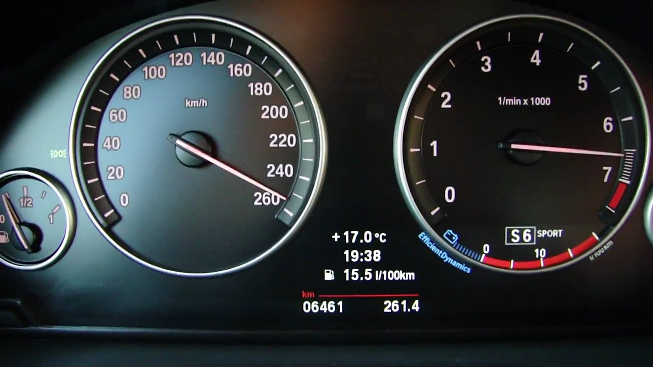 New Bmw X3 Xdrive 35i F25 2011 Acceleration 0 256 Km H
