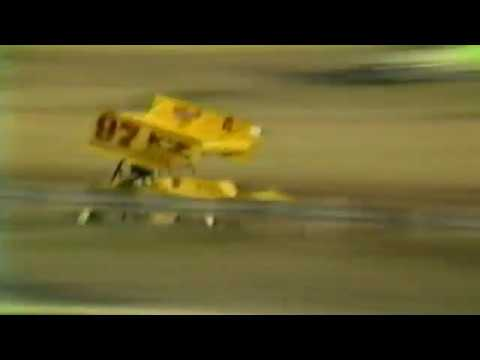 Grays Harbor Raceway Sprint Cars 1987 (Test Video)