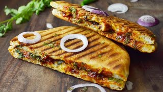 Paneer Kulcha Recipe | Paneer Kulcha Recipe in Hindi | Children's Day Special Dish 2019