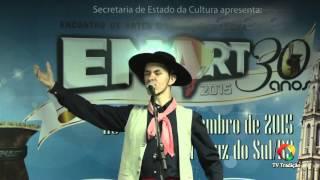 Baixar ENART 2015 - Luis Gustavo Soares Alves - Declamação Masculina