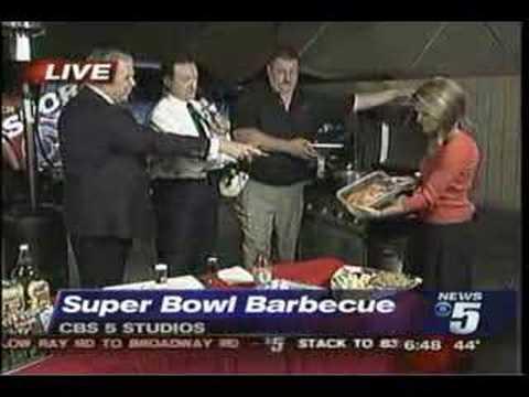 CBS News 5 BBQ's Galore