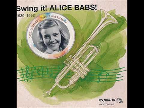 Alice Babs – Swing It! Alice Babs! 1939-1953 ( Full Album )