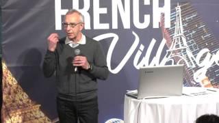 NEOBIE - Le grand pitch du French Village FOCUS #SANTÉ #EDUCATION #SPORT #LOISIR