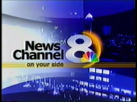 WFLA 8 Tampa - 12/6/03 - 11pm News