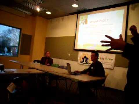 Show Me Solar Seminar: Property Assessed Clean Energy (P.A.C.E.)