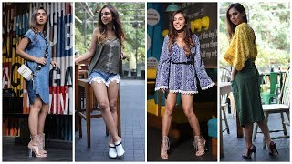 Cute Outfit Ideas For The Monsoons | What When Wear
