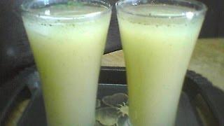 Raw mango juice (Aam ka panna)