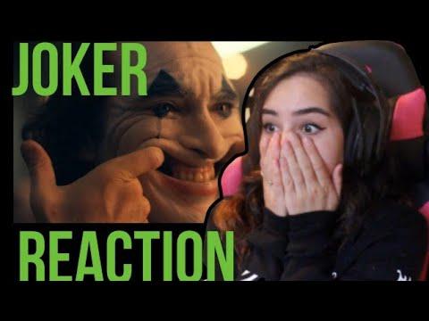 JOKER Official Trailer (2019) Joaquin Phoenix Reaction