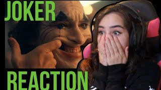 JOKER Official Trailer (2019) Joaquin Phoenix Reaction