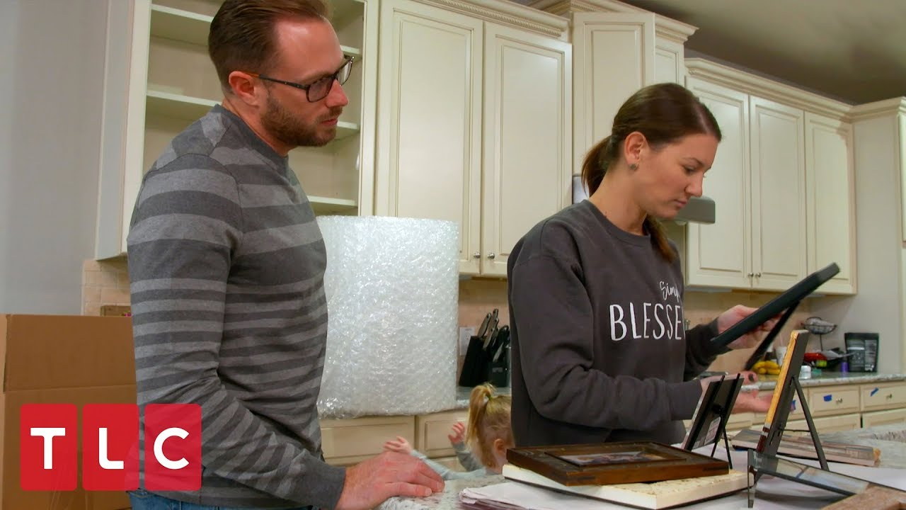 Moving Day for the Busbys   OutDaughtered