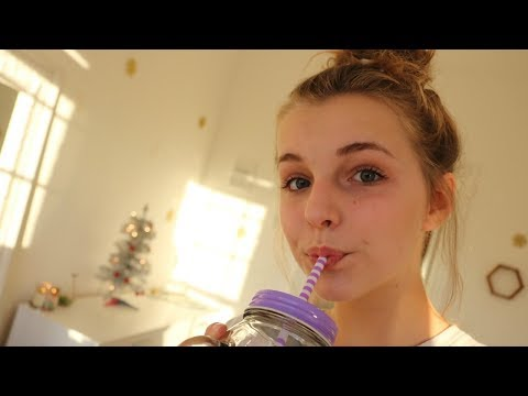 decorating my room for christmas!!! | vlog 2