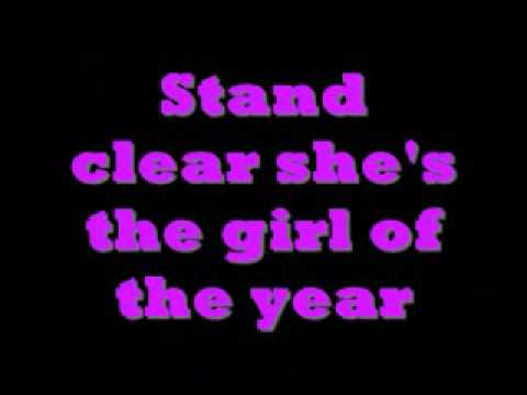 fm static-girl of the year lyrics