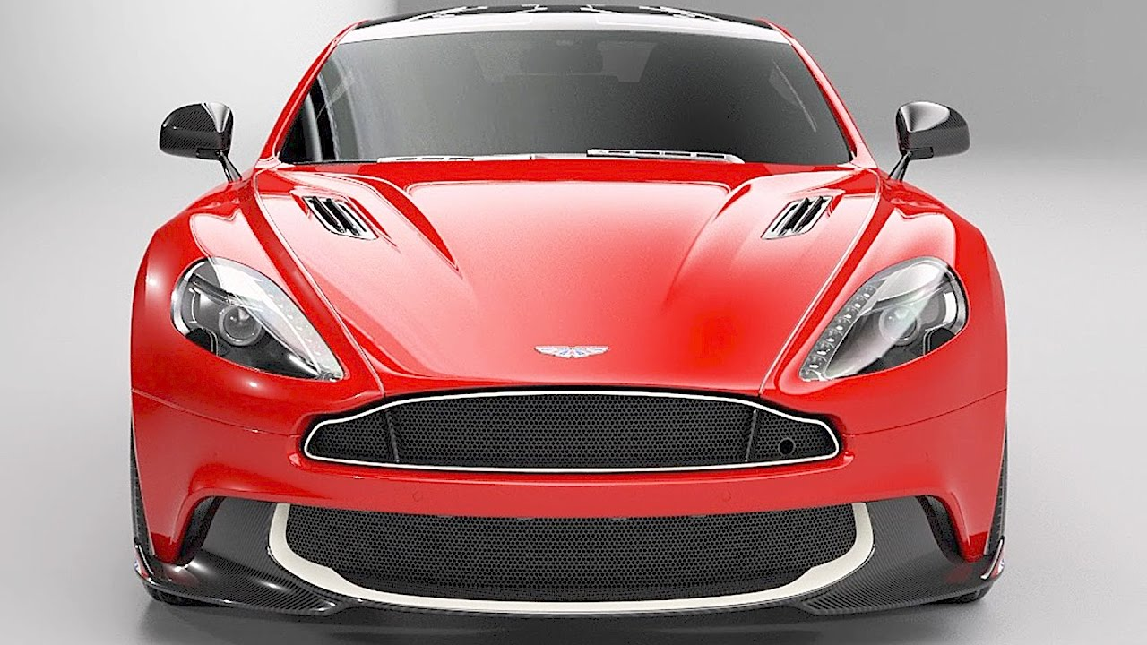 Vanquish S Red Arrow 2017 Q By Aston Martin Creation Youcar Youtube