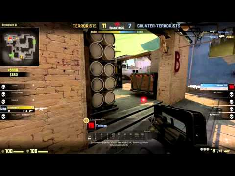 Could Not Have Been A Closer Defuse (CS:GO)