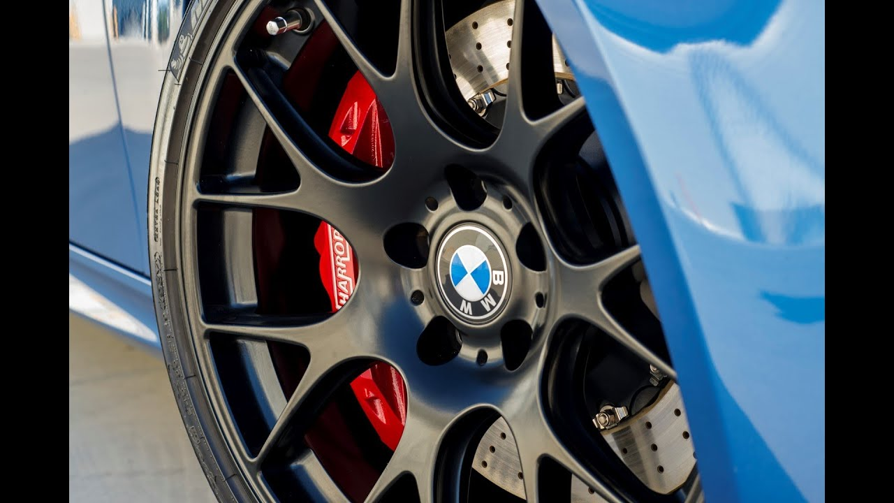 Harrop Ultimate Brake Kit For E9X series M3 and 1M BMWs