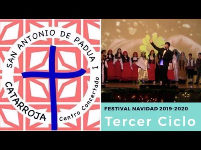 FESTIVAL TERCER CICLO 2019
