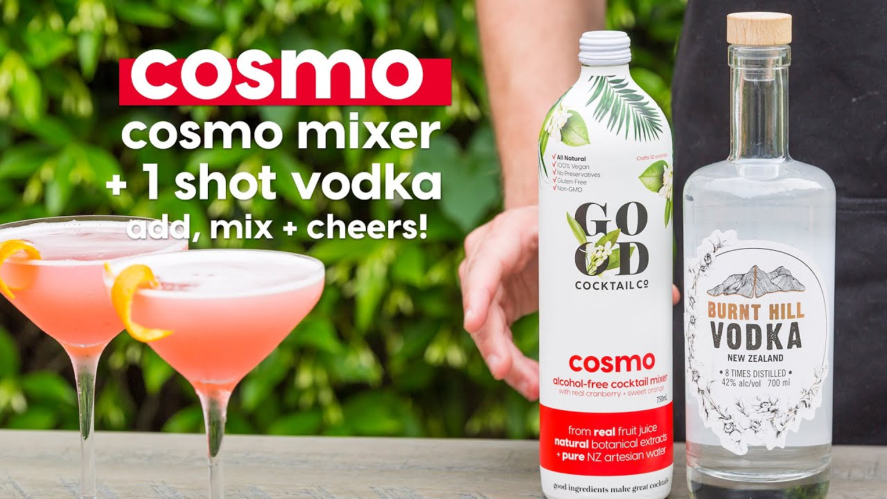 Classic Cosmo for One