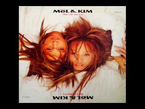 Mel & Kim - That's The Way It Is (Original 12'' Version)