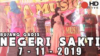 ELSA MUSIC BERSAMA BUJANG GADIS NEGERI SAKTI    2019