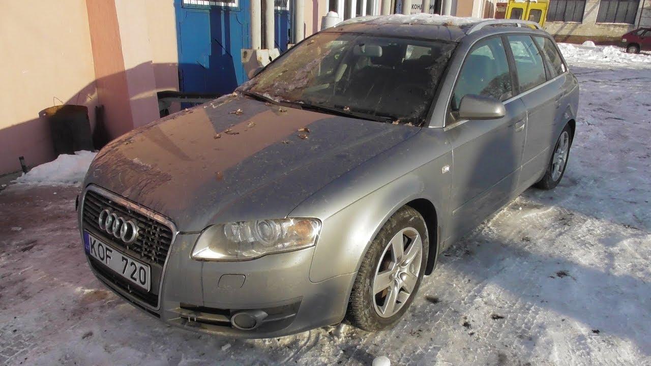 Разборка Audi A4 quattro B7, 2.0 L turbo FSI, MT 2004 - 2008 г.в. 0665590135 Viber, Watsapp
