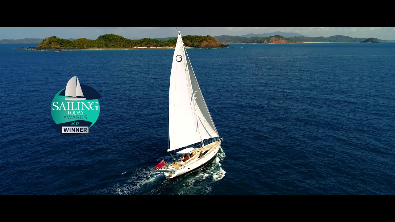Kraken Yachts | Crafted For Life - 2017 Sailing Today Award Winners