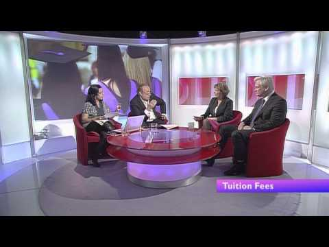 Joan Bakewell - The Daily Politics Show - BBC2 - Tuition Fees - May 2011.wmv