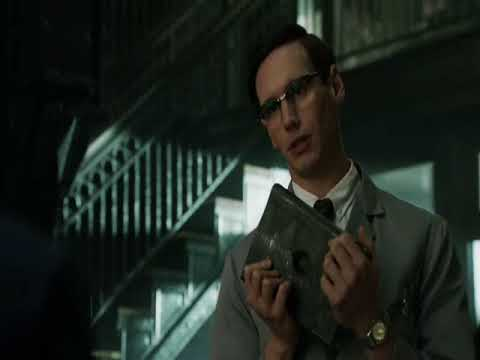 Download Cory Michael Smith (The Riddler) in TV Series Gotham S01E09 Scene #3