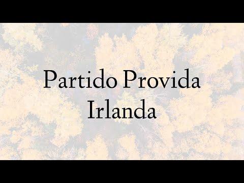 Peadar Toibin, hace nuevo partido provida en Irlanda 👼🏻