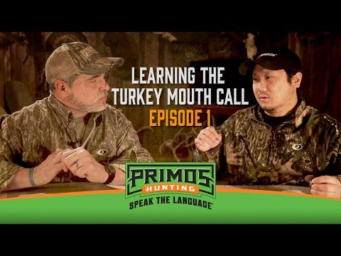 Learning the Turkey Mouth Call E1: The First Notes