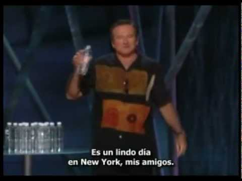Robin Williams Cirugias esteticas (monologo)