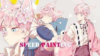 [speed painting/스피드페인팅]