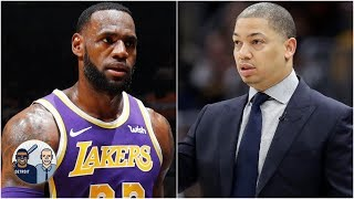Will Tyronn Lue rejoin LeBron James as the Lakers next head coach?   Jalen & Jacoby