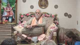 БВ Падманабха Махарадж, Самара 5.09.2015. 2 день. Джанмаштами. Кришна-таттва и кришна-лила