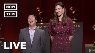 Emmy Nominations 2019 Live: 'Game of Thrones' & Netflix Go for Gold | NowThis