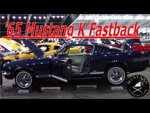Immaculate ! 1965 Mustang GT Fastback K Code 289 HiPo sold at auction for  90k Mustang Connection