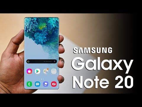 SAMSUNG GALAXY NOTE 20 - Insane Upgrades!